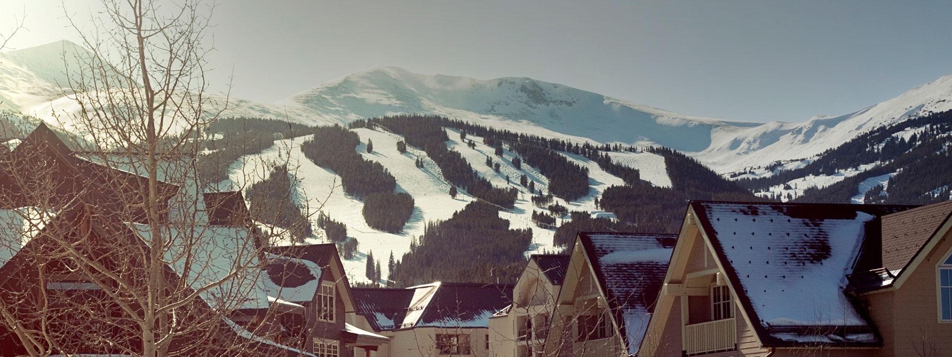 Photo of Breckenridge, in Summit County, Colorado